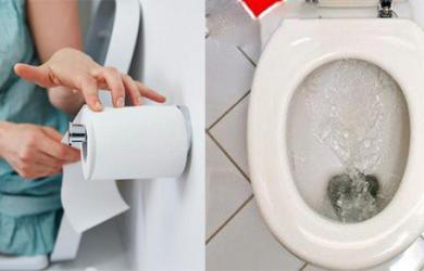 3 thói quen khi đi vệ sinh của phụ nữ gây hại cho tử cung, số 2 nhiều người phạm phải